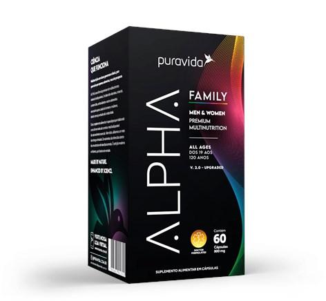 Produto Alpha Family