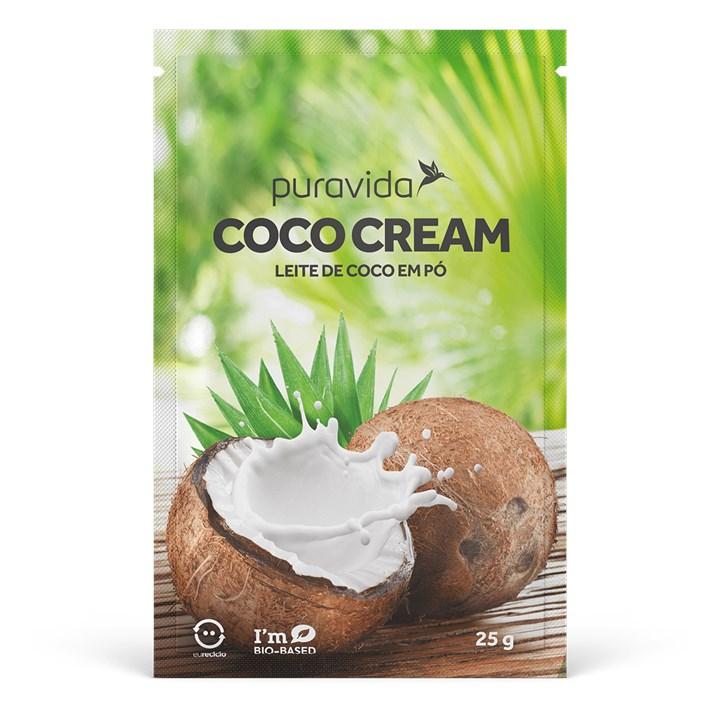 Coco Cream Leite de Coco em Pó