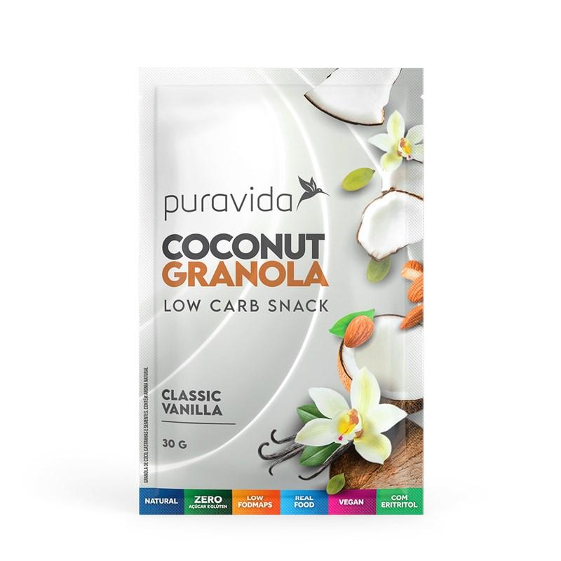 COCONUT GRANOLA SACHÊ