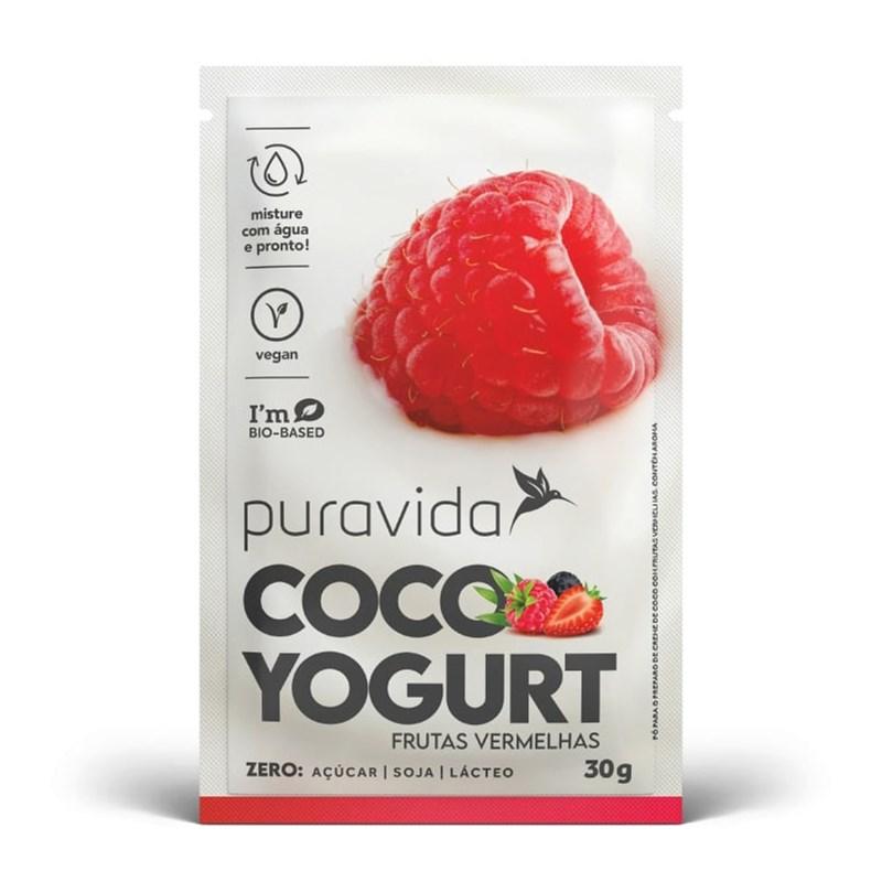 Cocoyogurt Frutas Vermelhas