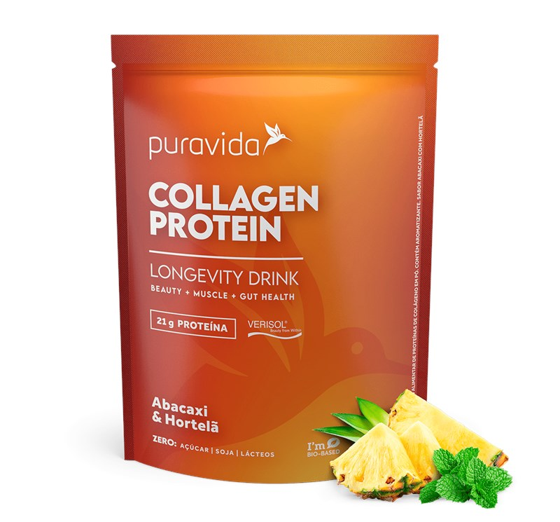 COLLAGEN PROTEIN ABACAXI