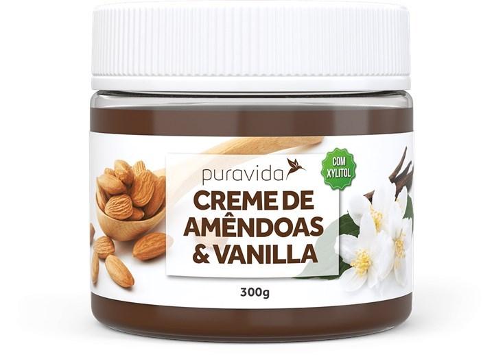 CREME DE AMÊNDOAS & VANILLA