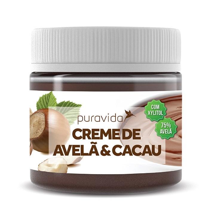 CREME DE AVELÃ & CACAU