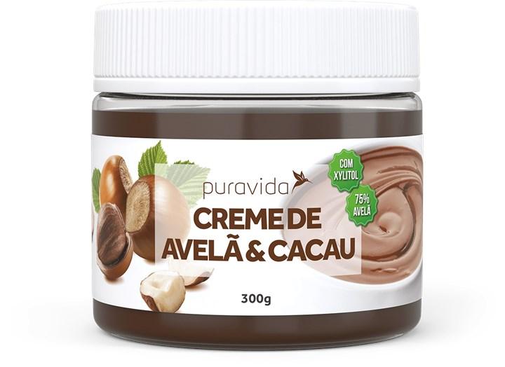 CREME DE AVELÃ & CACAU SEM GLÚTEN