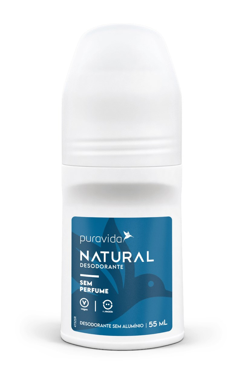 Desodorante Natural Sem Perfume