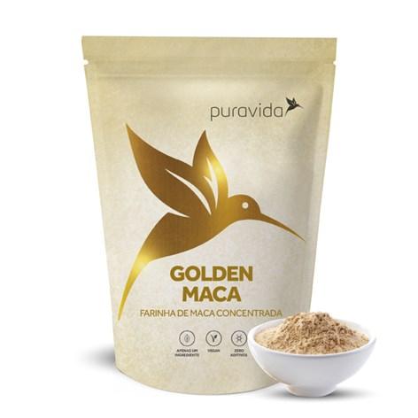 Produto Golden Maca Farinha de Maca Peruana