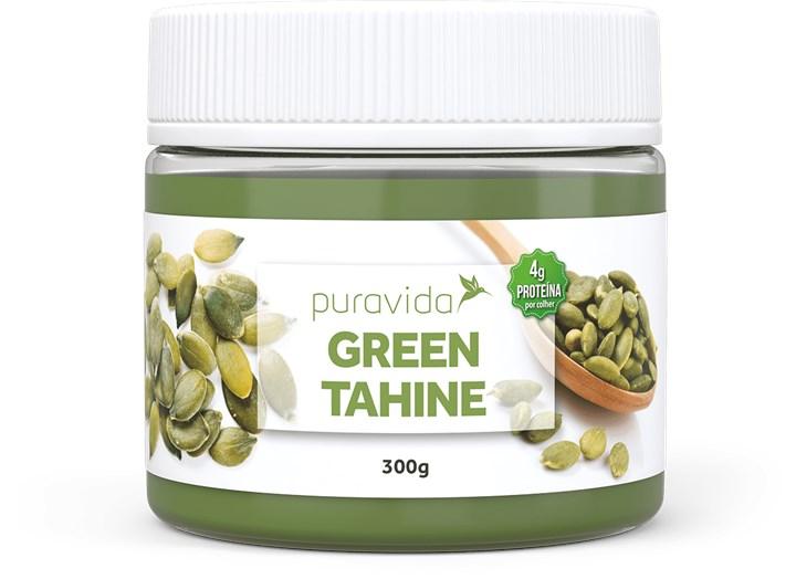 GREEN TAHINE