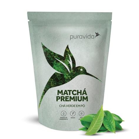 Produto Matchá Chá Verde em Pó