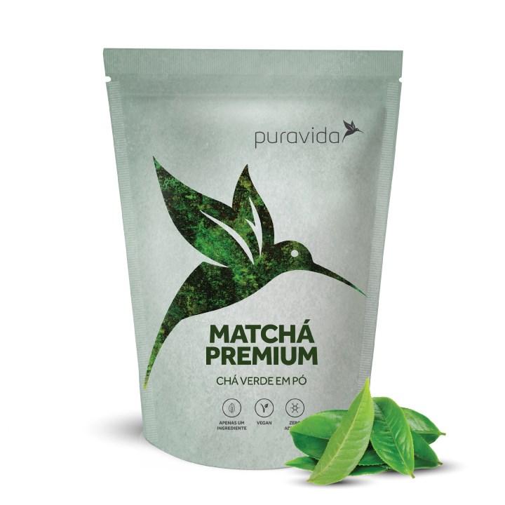 Matchá Chá Verde em Pó