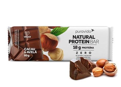 Produto NATURAL PROTEIN BAR