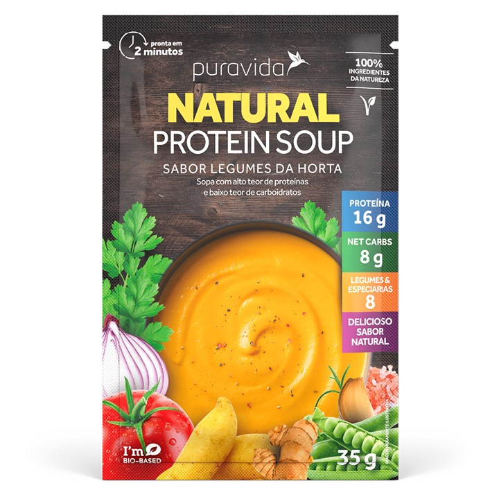 NATURAL PROTEIN SOUP