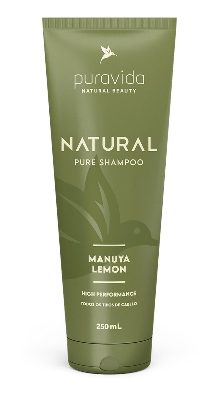 Natural Pure Shampoo