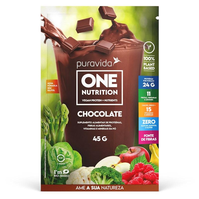 ONE NUTRITION SACHÊ CHOCOLATE