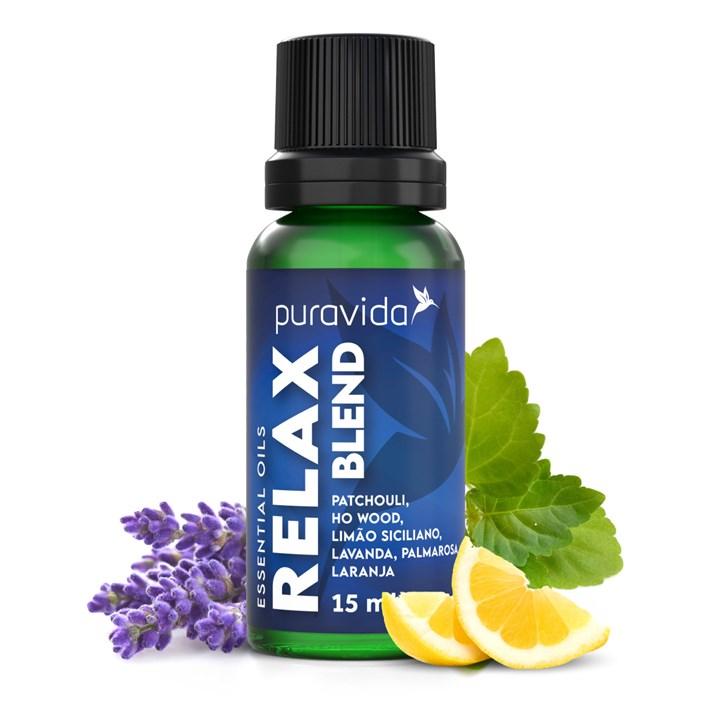 Relax Blend Óleo Essencial Relaxante