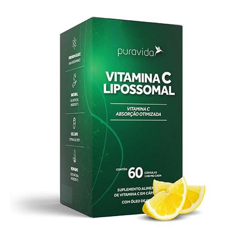 Produto VITAMINA C LIPOSSOMAL 1100 mg
